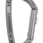 Edelrid – Pure Slider Carabiner (slate)