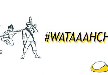 #WataaahChallenge Instagram Event