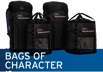 Product focus – DMM Rope and Tool bags
